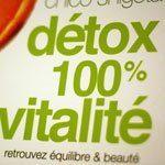 Le livre du printemps : Détox 100% Vitalité