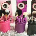 Kits pinceaux maquillage de voyage