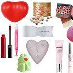 Belle pour la Saint Valentin