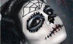 Idées de maquillages d'Halloween