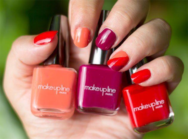 Nails Sublimation par Make Up Line