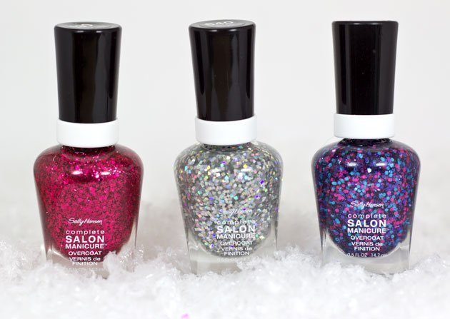 Sequin Overcoat de Sally Hansen