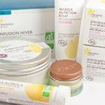 Soin des peaux sèches & produits bio