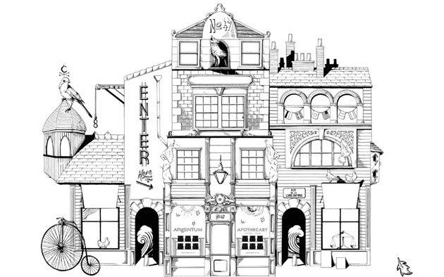 ARgENTUM Apothecary - Maison