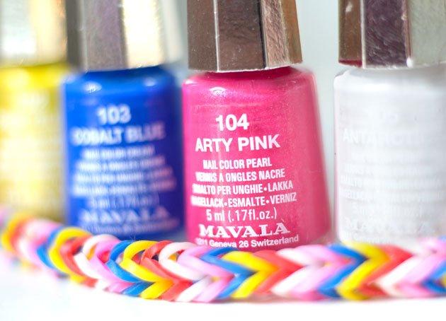 Mavala Techni-Color's