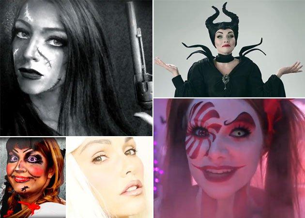 Halloween idées maquillage