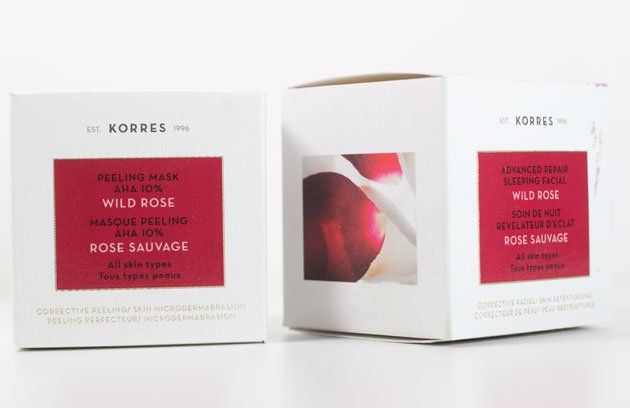 Korres Rose Sauvage