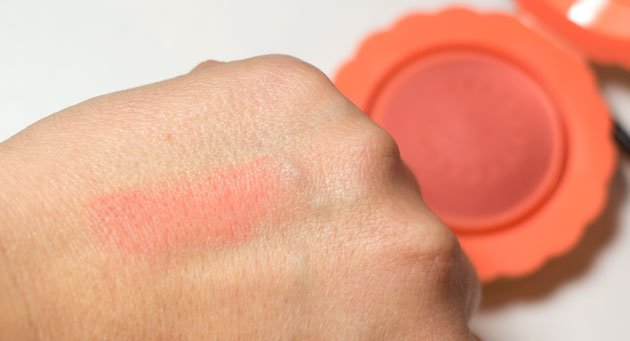 majorette-benefit-swatch