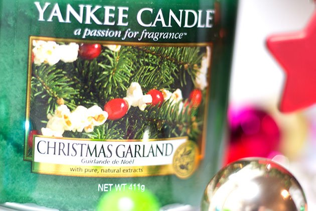 Jolies Bougies De Noel Juste Sublime