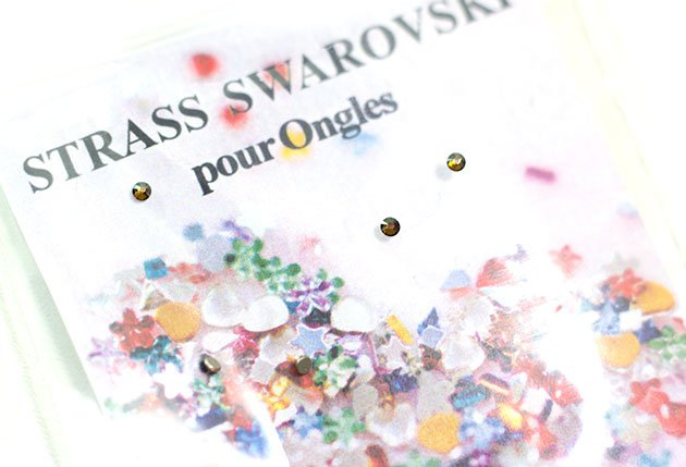 strass-ongles