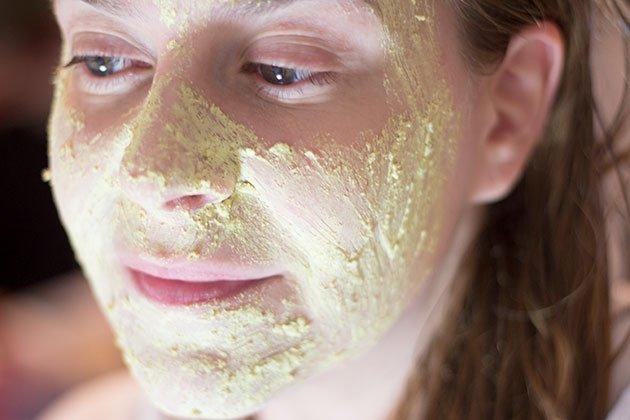 masque frais Lush Miel effronté