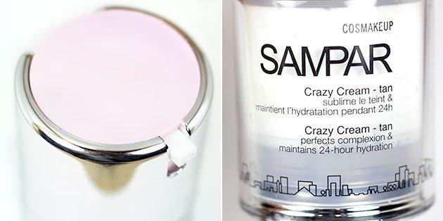 Sampar Crazy Cream