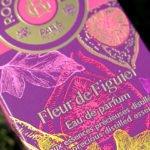 Le délicieux parfum Fleur de Figuier de Roger & Gallet