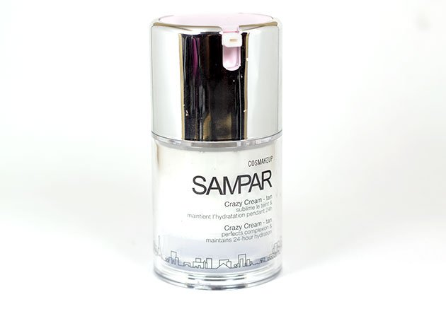 Sampar Crazy Cream