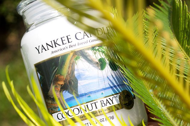 Coconut Bay - Yankee Candle