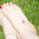 Aux petits soins pour nos pieds