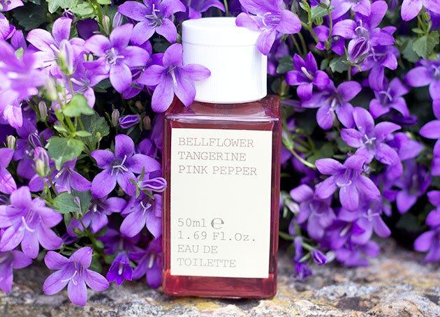 Korres parfum BellflowerTangerine Pink Pepper