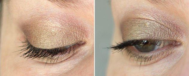 Maquillage Vert Bronze