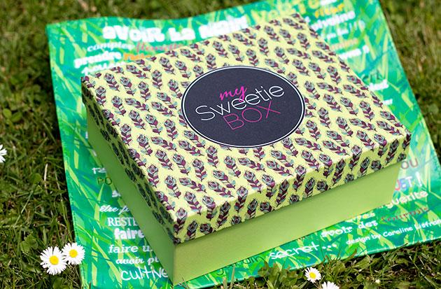 My Sweetie box - Mai 2015