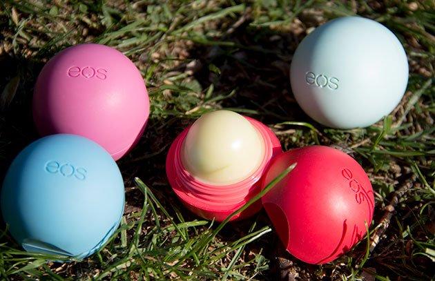 EOS Baumes à lèvres