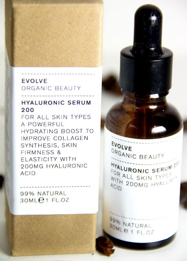 evolve serum acide hyaluronique test avis juste sublime. Black Bedroom Furniture Sets. Home Design Ideas