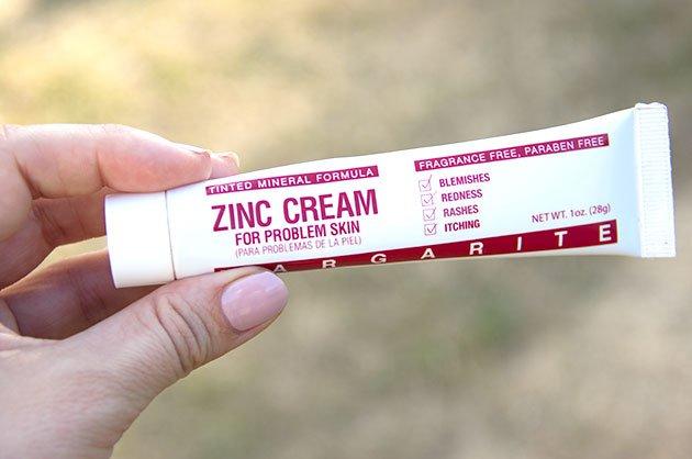 zinc-cream