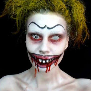 8 idées de maquillage pour Halloween (Tutos en français