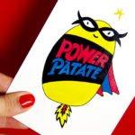 Florence Servan-Schreiber m'a donné la Power Patate !