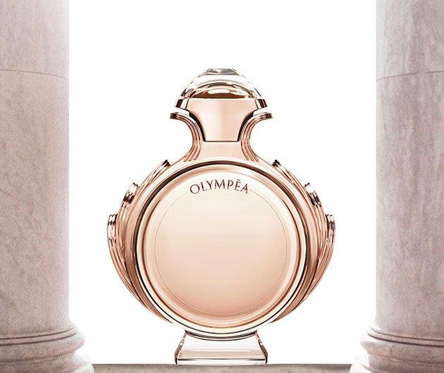 Olympéa Le Nouveau Parfum De Paco Rabanne Juste Sublime