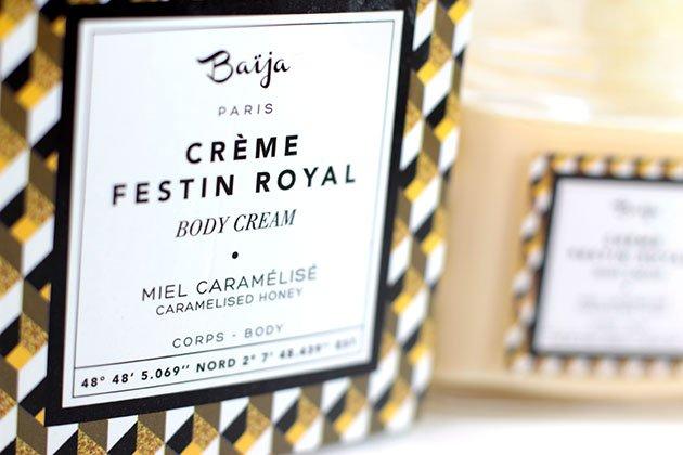 Baija Crème Festin Royal