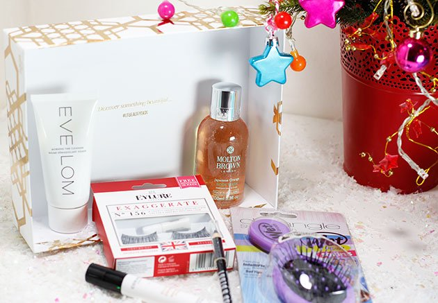 beauty-box-lookfantastic-christmas-contenu