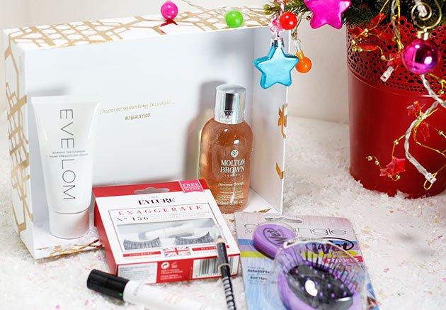 beauty-box-lookfantastic-christmas-contenu