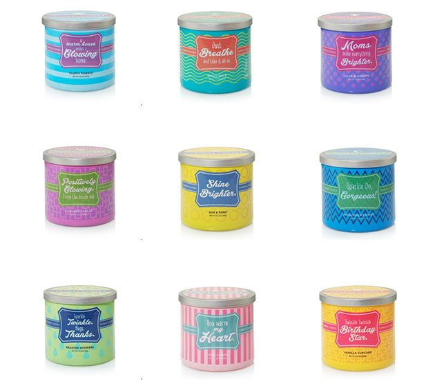 Scentiments Collection Yankee Candle