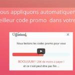 Wanteeed: l'extension qui trouve le meilleur code promo
