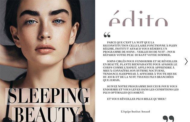 E-Magazine Institut Arnaud