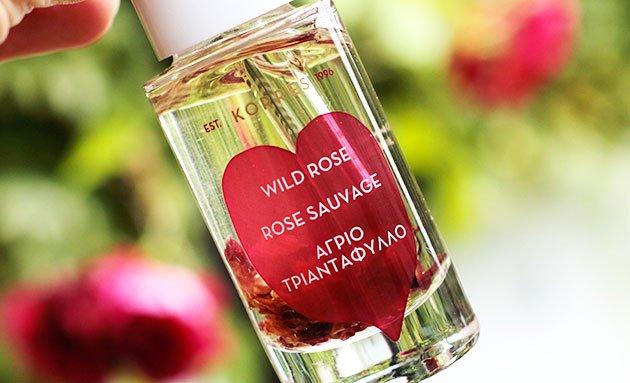 KORRES - Huile Visage à la Rose Sauvage