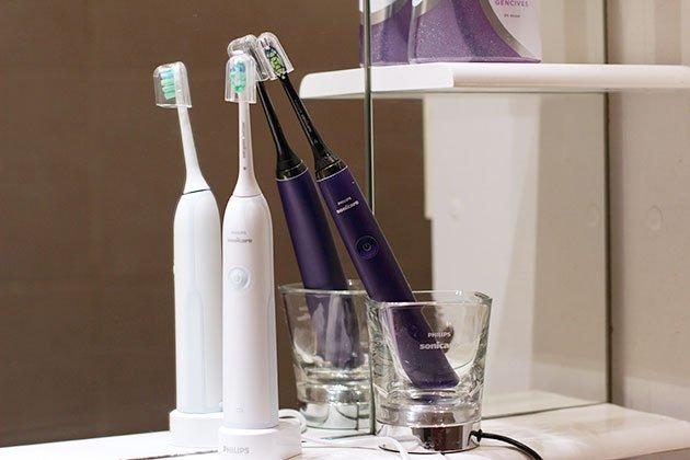 Brosses à dents Philips
