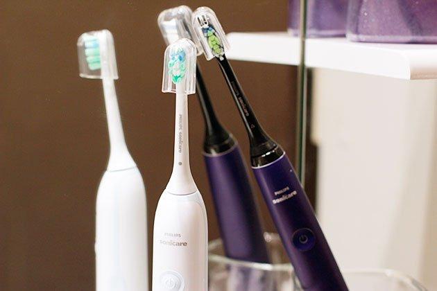 Brosses à dents électriques Sonicare