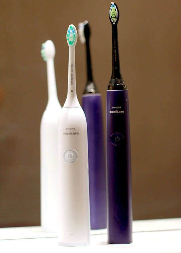 Brosses à dents Sonicare