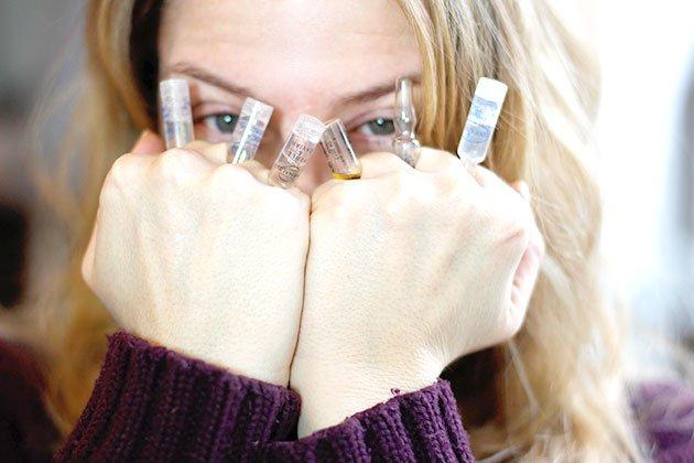 produits de maquillage bio