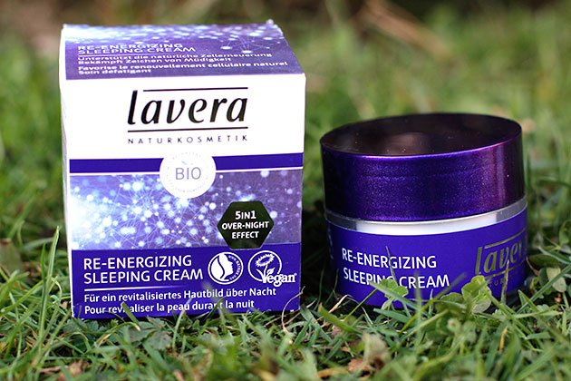 Lavera Sleeping Cream