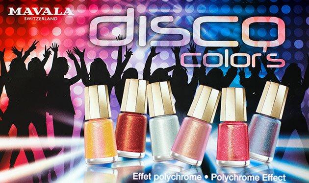 Disco Colors Mavala