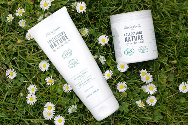 Collections Nature Eugene Perma Shampoing & Masque