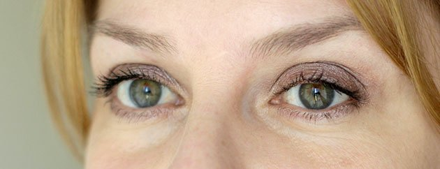 Ombre iridescente Clarins Silver Plum
