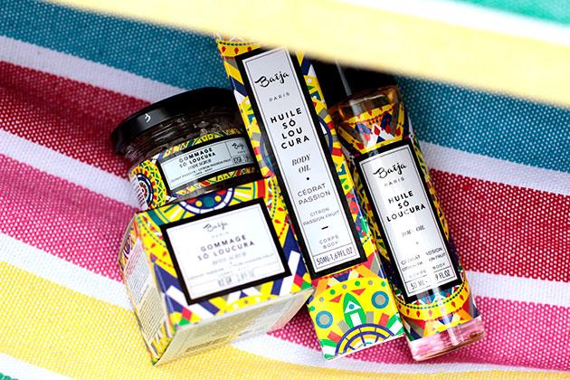 Produits cosmétiques So Loucura Baïja
