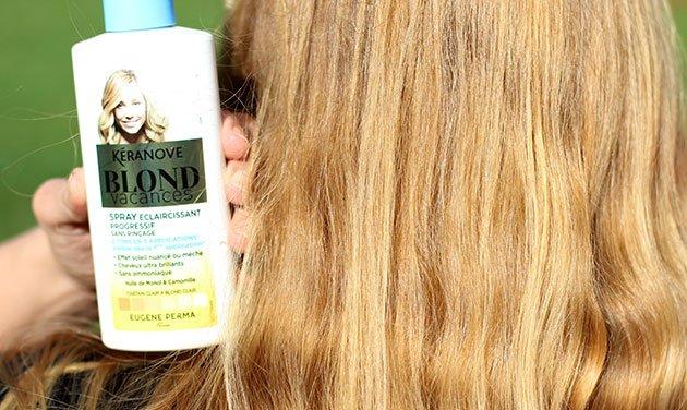 Blond Vacances Spray