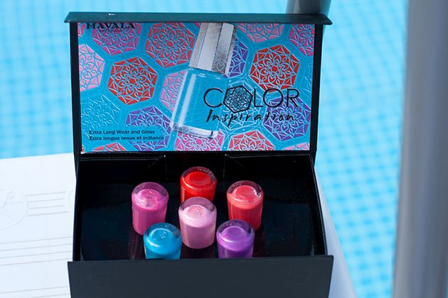 Color Inspiration Mavala