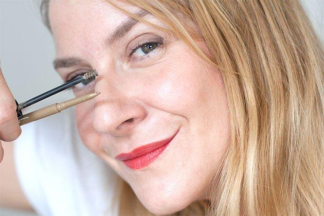 maquillage sourcils Adopt'