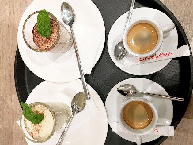 Desserts Vapiano