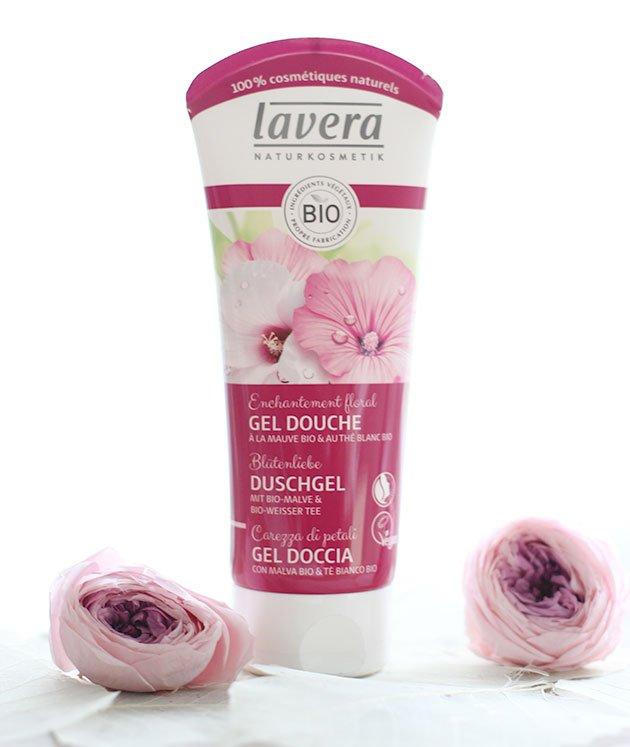Enchantement Floral Lavera Gel douche bio